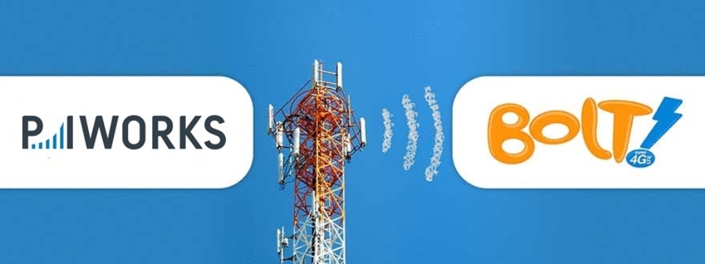 Bolt! Super 4G LTE is World's First LTE SON Deployment