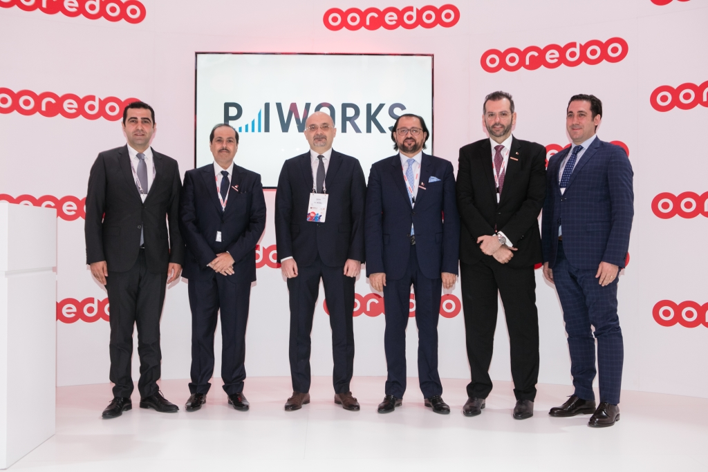 Ooredoo Group and P.I. Works Partner to Deploy Artificial Intelligence Innovations Towards 5G Transformation