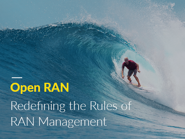 From Evolution to Revolution: Redefining the Rules of RAN Management