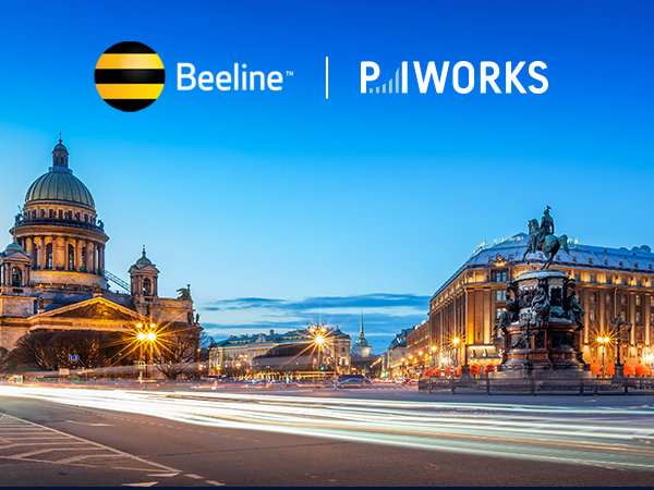 Beeline Russia and P.I. Works Expand Partnership Scope with Automated Radio Access Network Planning