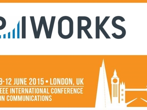 Meet P.I. Works at the IEEE ICC 2015 Conference in London