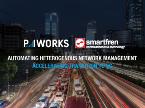 Smartfren Selects P.I. Works cSON and Performance Management for Nationwide Deployment in Indonesia