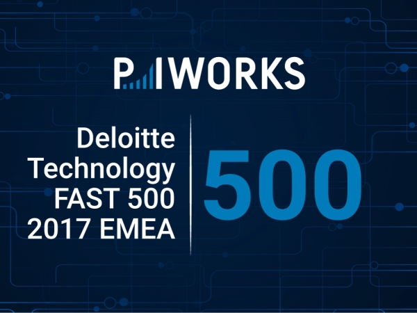 P.I. Works Once Again Listed in Deloitte EMEA Fast 500