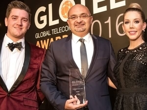 "P.I. Works Won Glotel Global Telecoms Award for ""Pushing the Mobile Limits"""